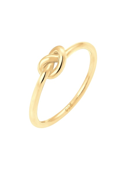 Ringe für Frauen - ELLI Ring 'Knoten' gold  - Onlineshop ABOUT YOU