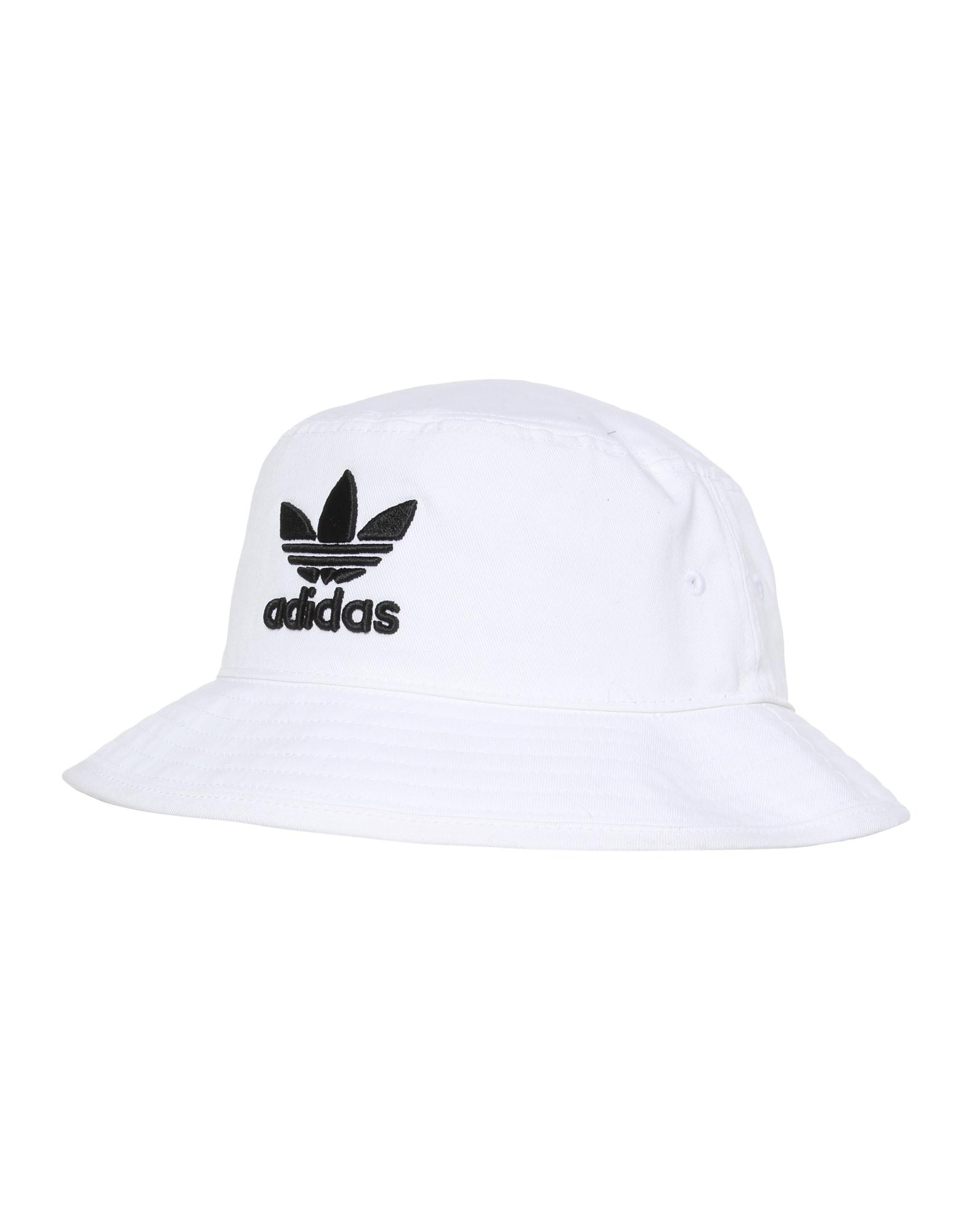 ADIDAS ORIGINALS Skrybėlaitė balta / juoda