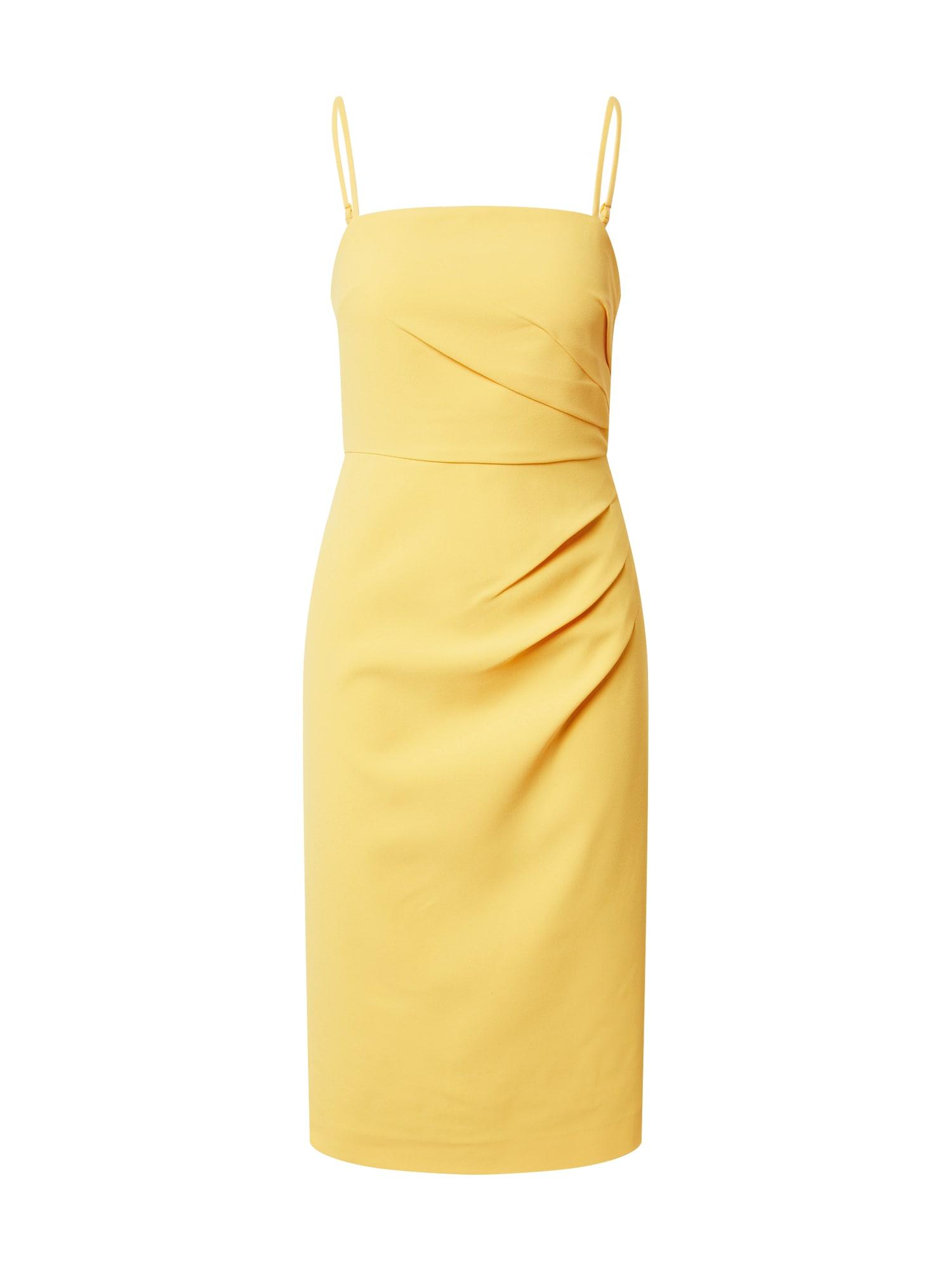 Forever New Suknelė geltona