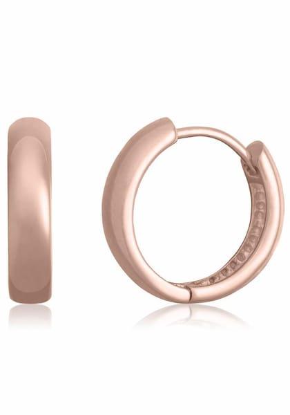 Ohrringe für Frauen - FIRETTI Creolen silber  - Onlineshop ABOUT YOU