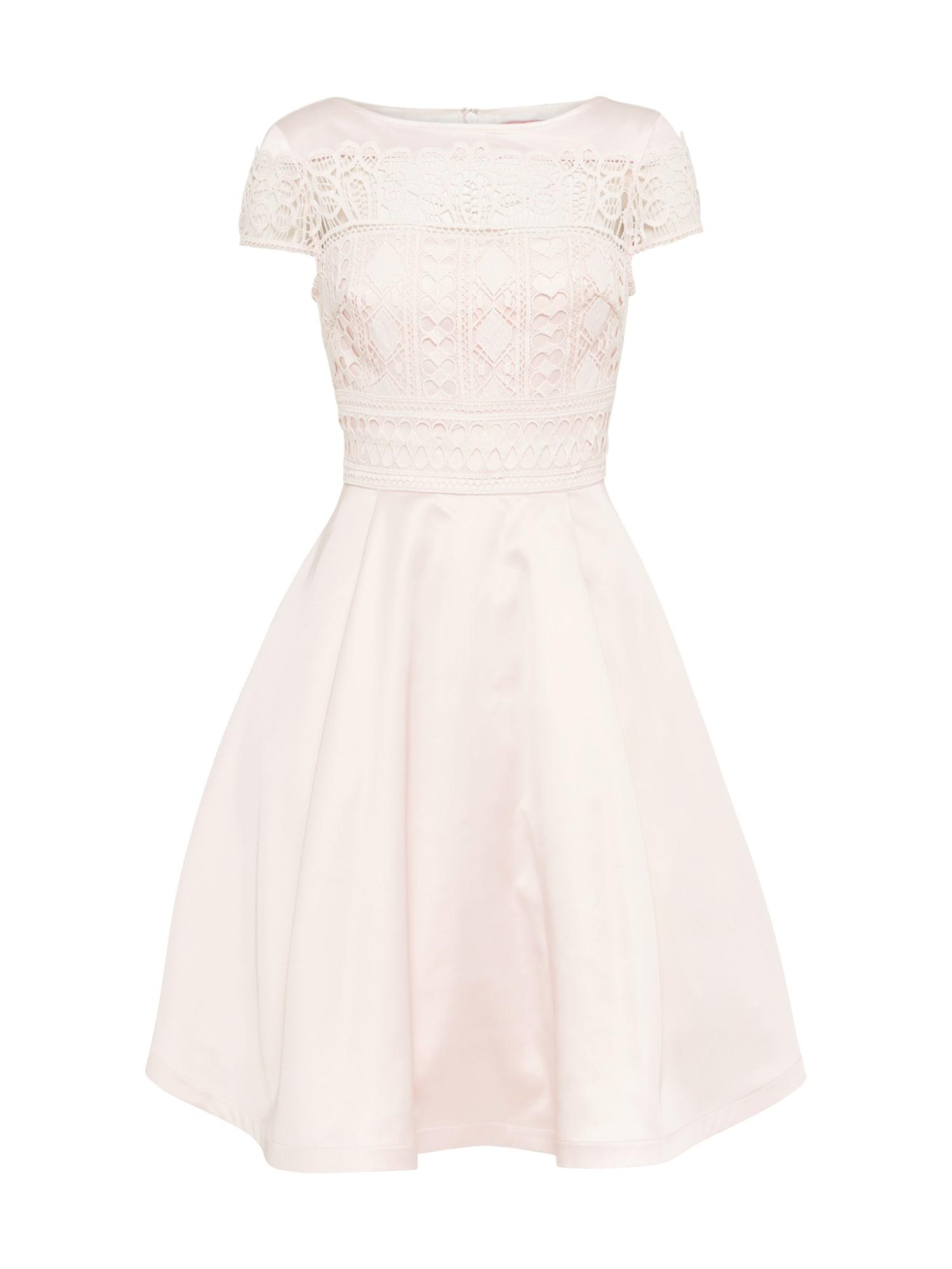 Koktejlové šaty růžová Chi Chi London