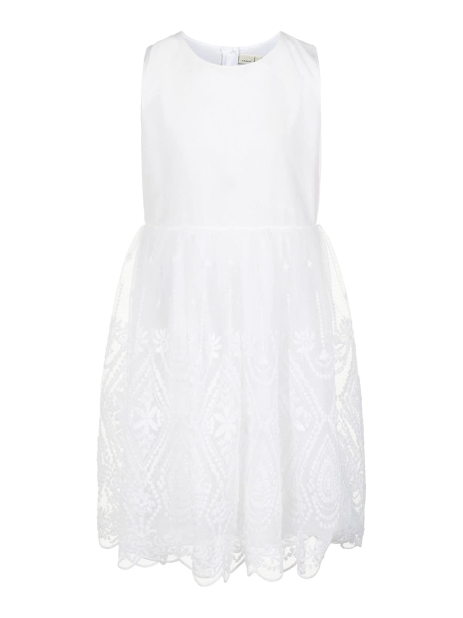 NAME IT Suknelė balta
