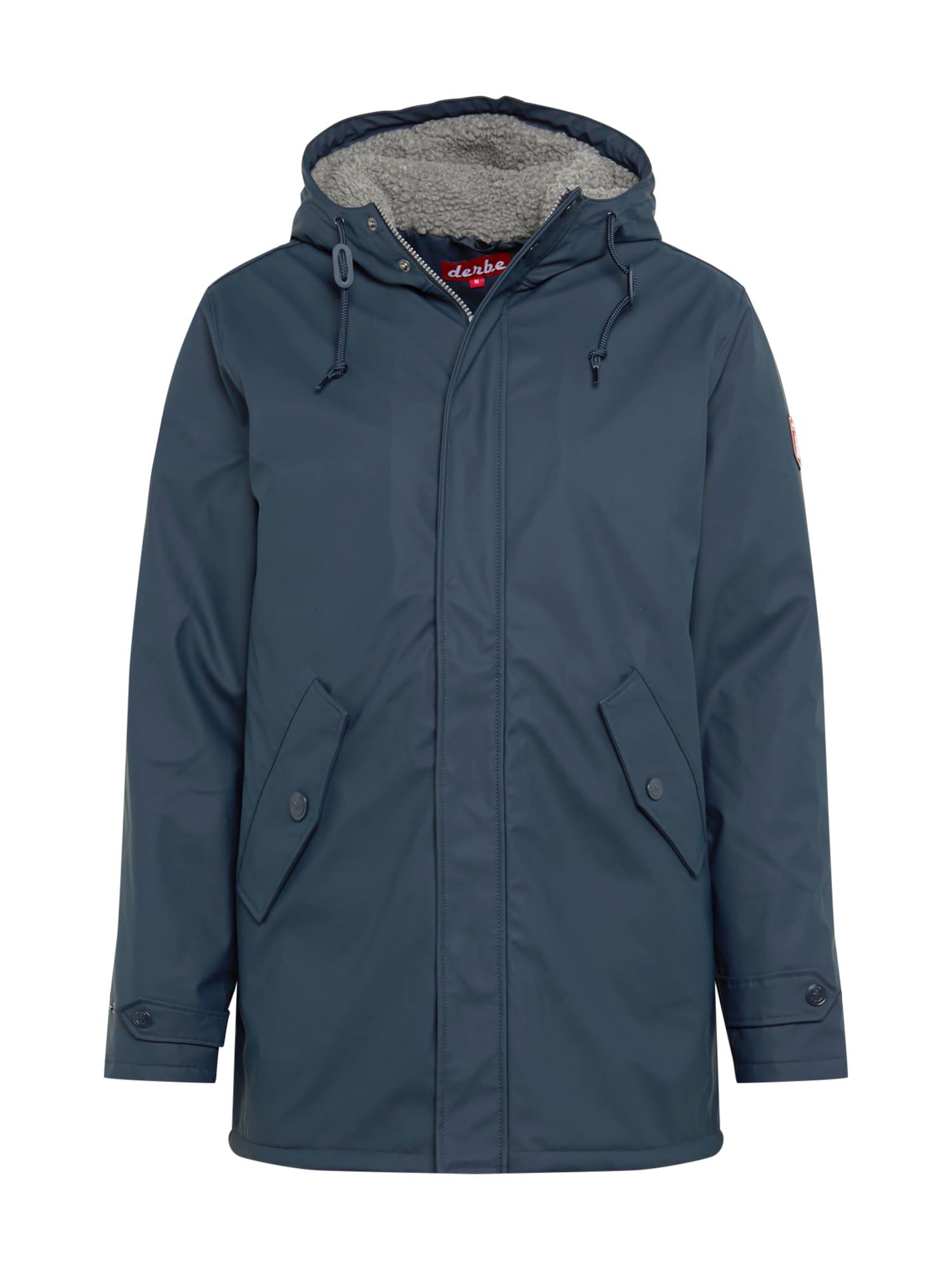 Derbe Žieminė striukė tamsiai mėlyna