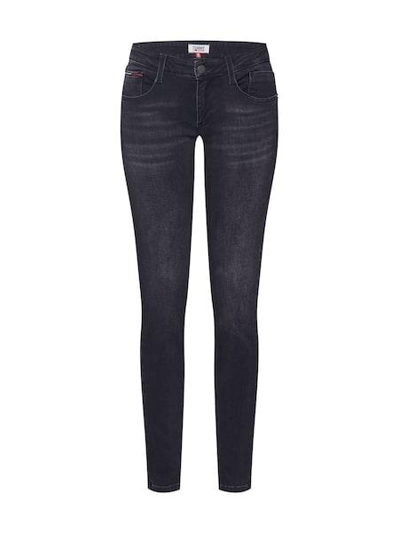 Hosen - Jeans 'Skinny Scarlet' › Tommy Jeans › black denim  - Onlineshop ABOUT YOU