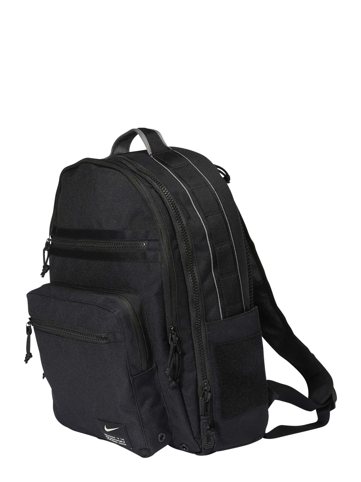 NIKE Sportinis krepšys 'Utility Power' juoda