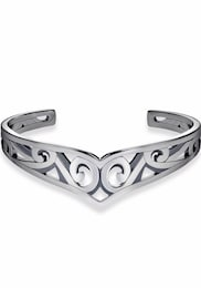THOMAS SABO Damen Silberarmband AR090 silber | 04051245292039