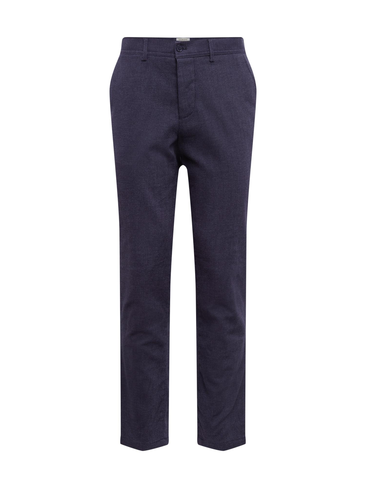 SELECTED HOMME Pantaloni 'FLOYD'  albastru închis