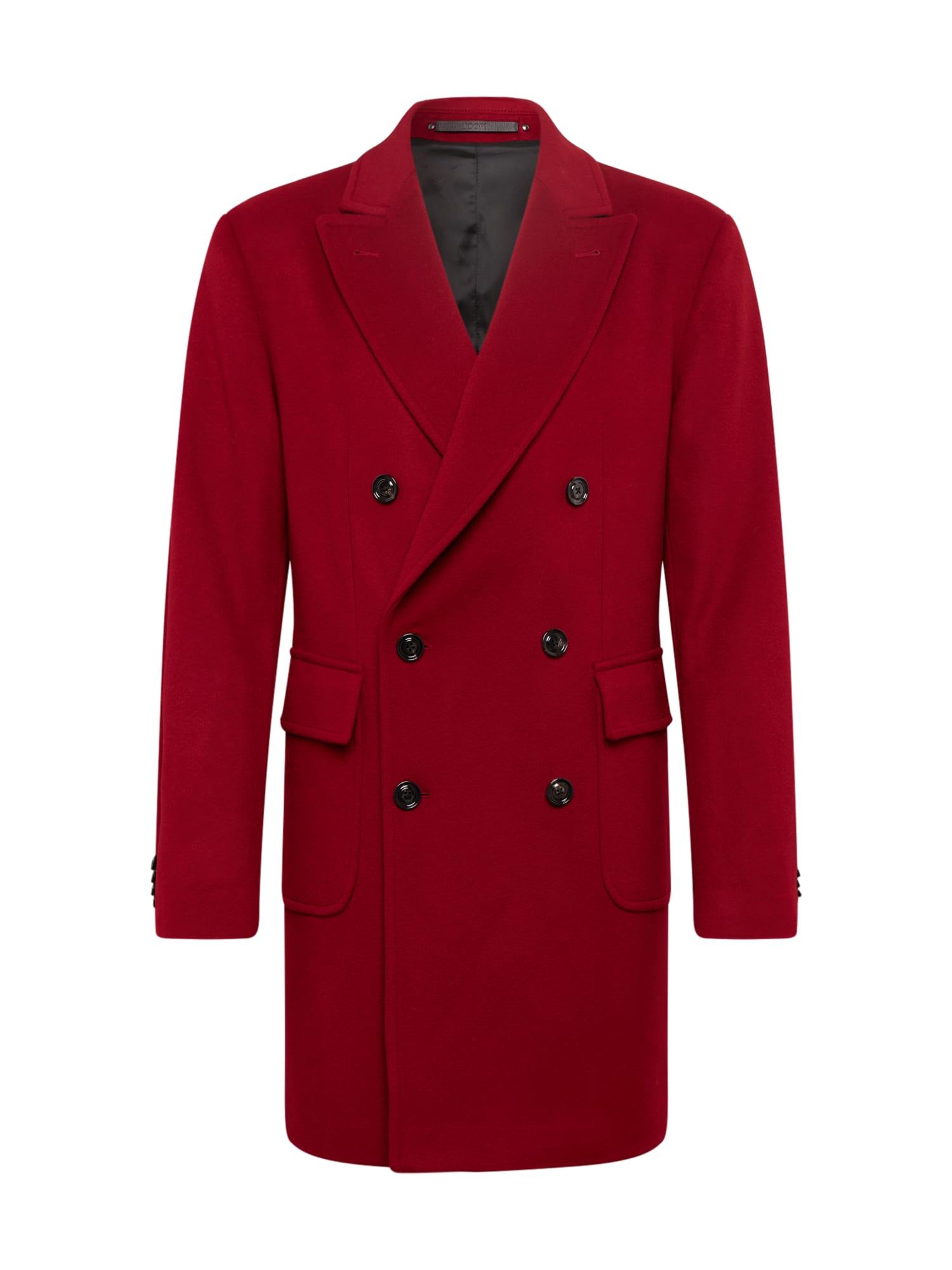 JOOP! Rudeninis-žieminis paltas 'Jerryco' raudona