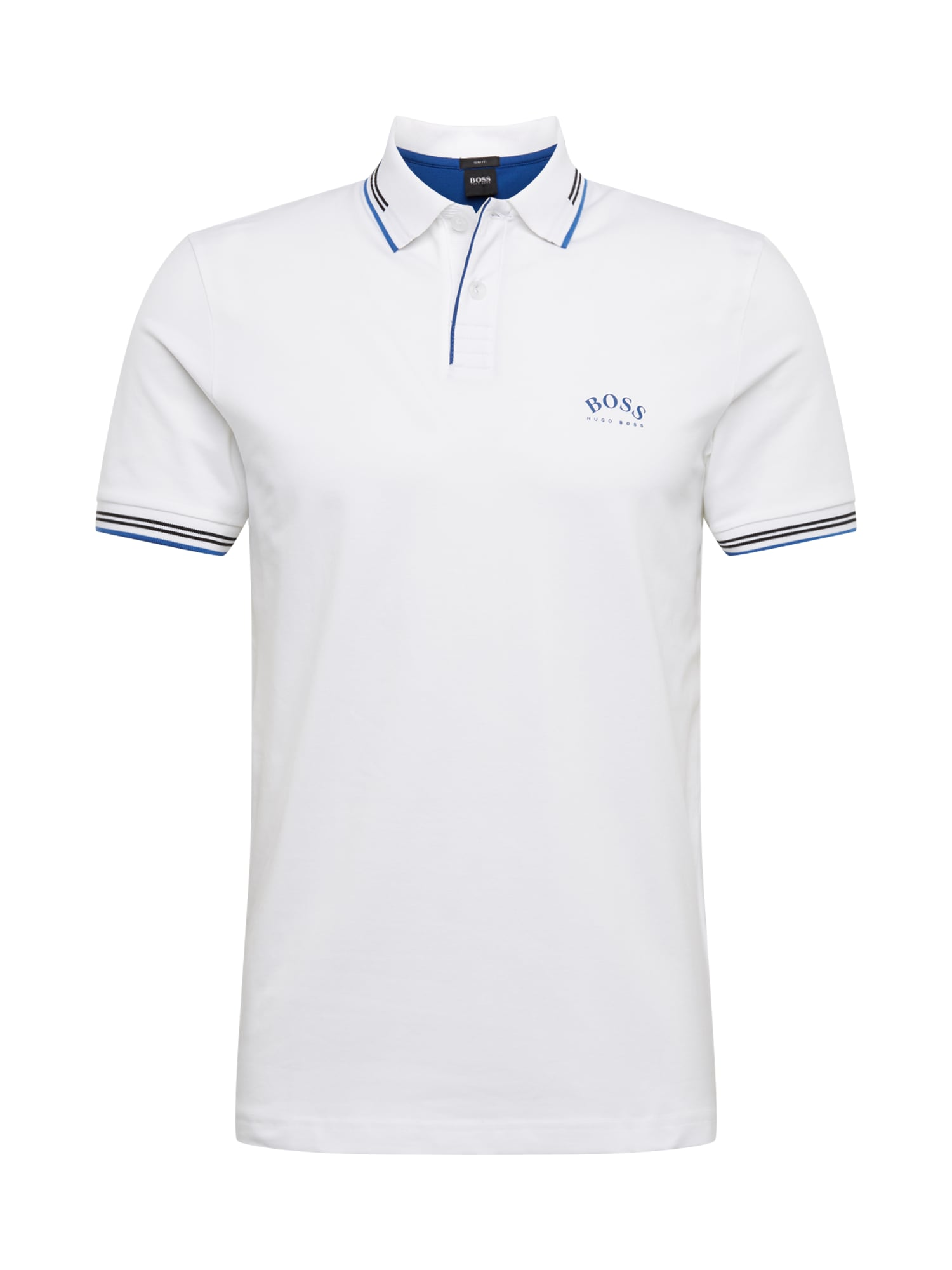 BOSS ATHLEISURE Marškinėliai 'Paul' balta
