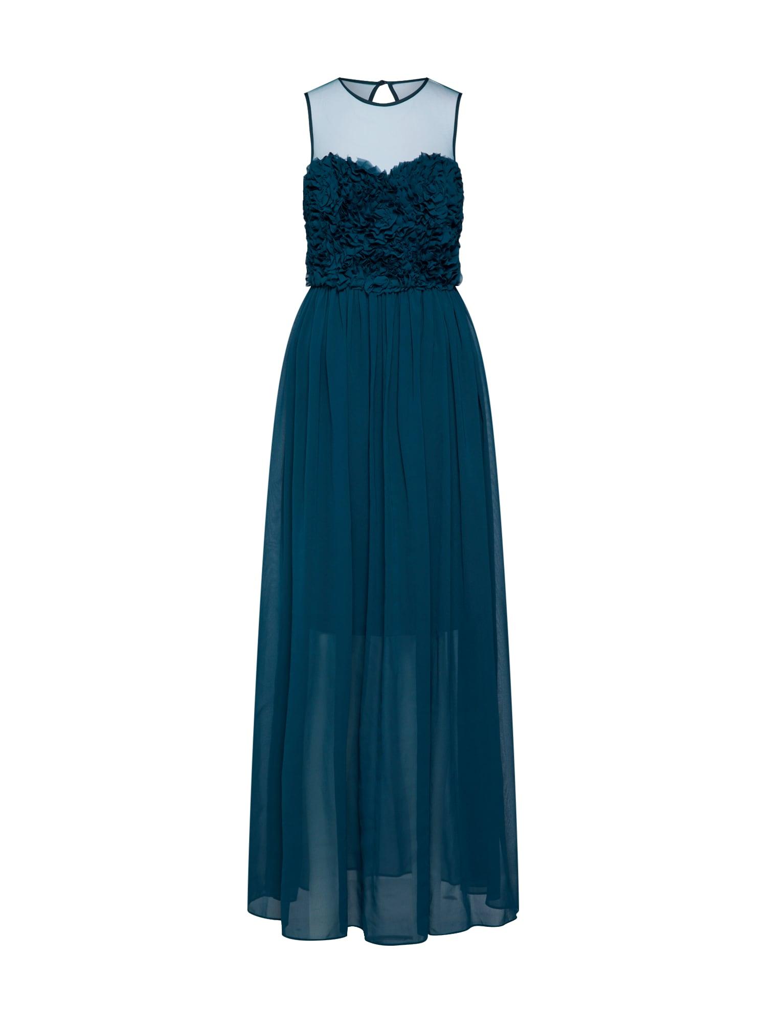 APART Vakarinė suknelė smaragdinė spalva