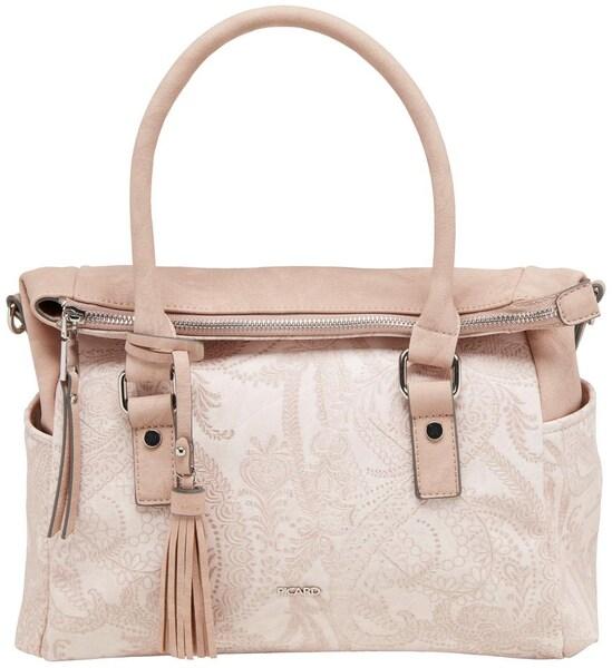 Handtaschen für Frauen - Henkeltasche 'Stephanie' › Picard › puder  - Onlineshop ABOUT YOU