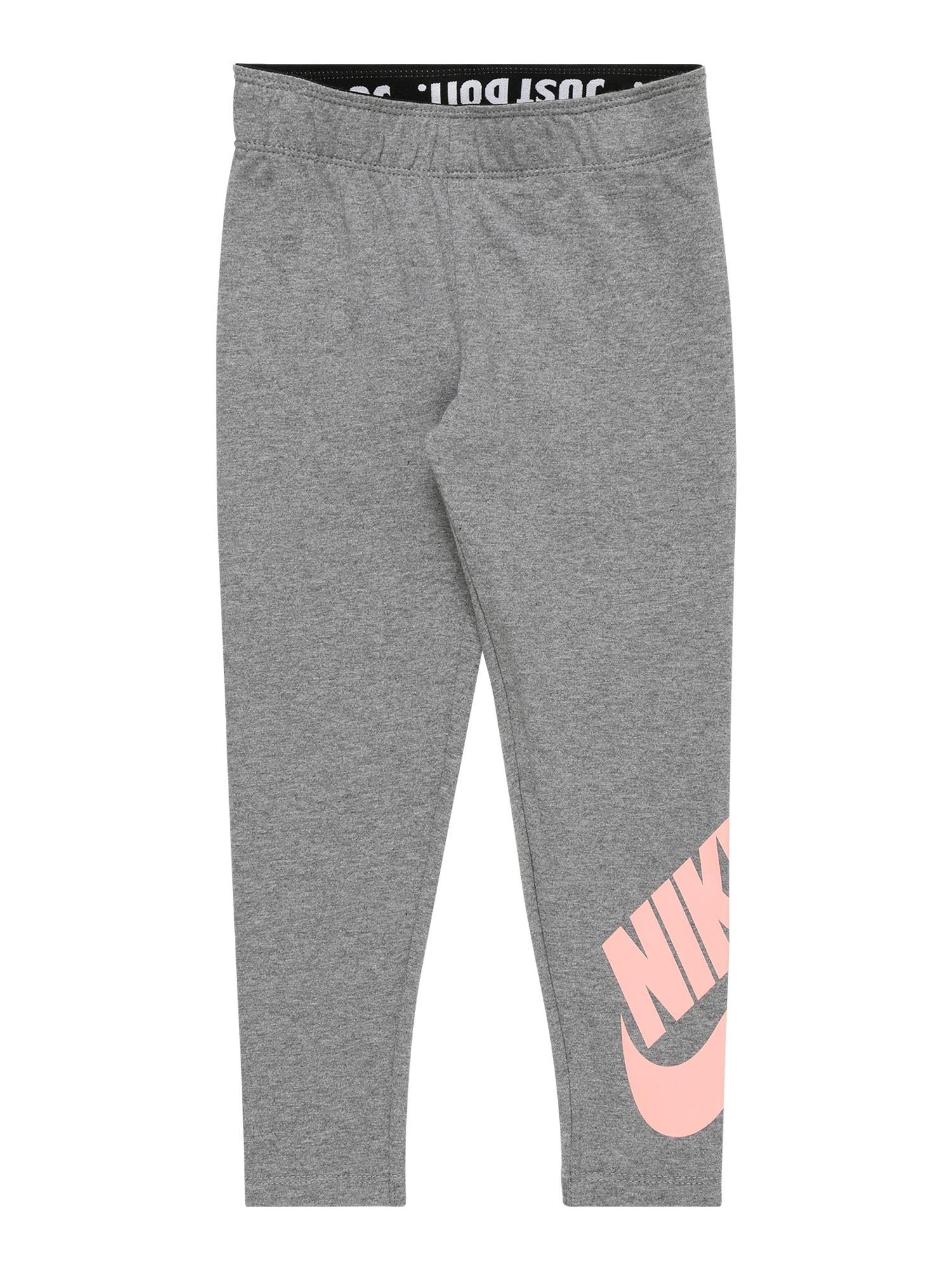 Nike Sportswear Tamprės koralų splava / antracito