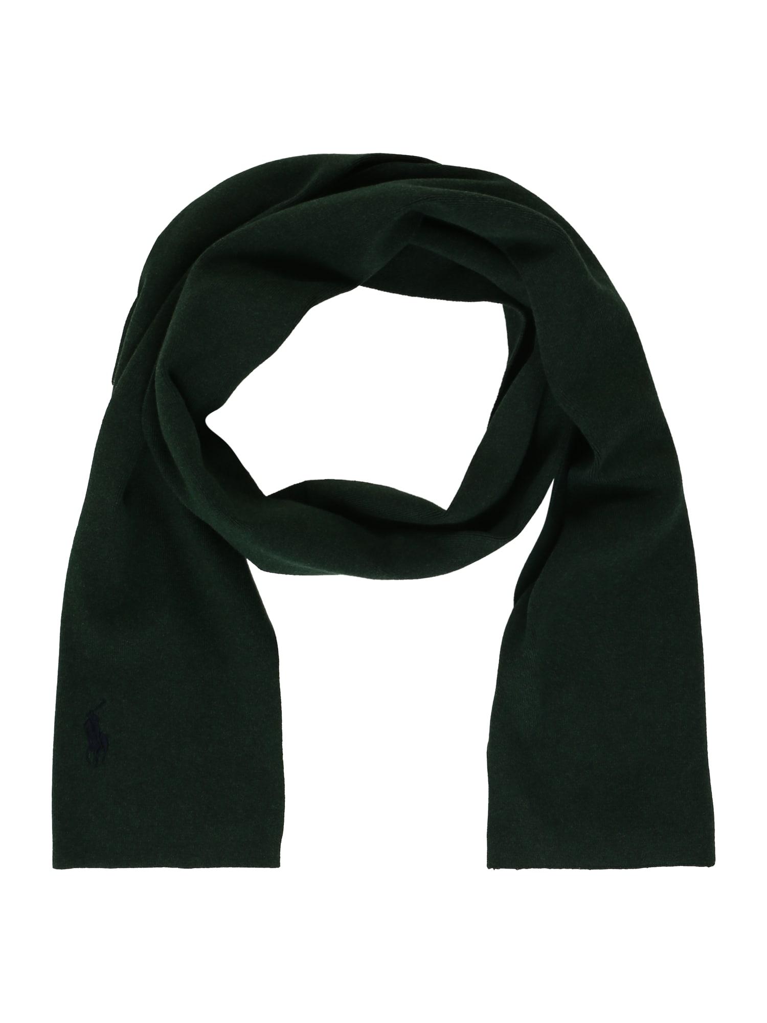 POLO RALPH LAUREN Fular 'COTTON-SCF'  verde