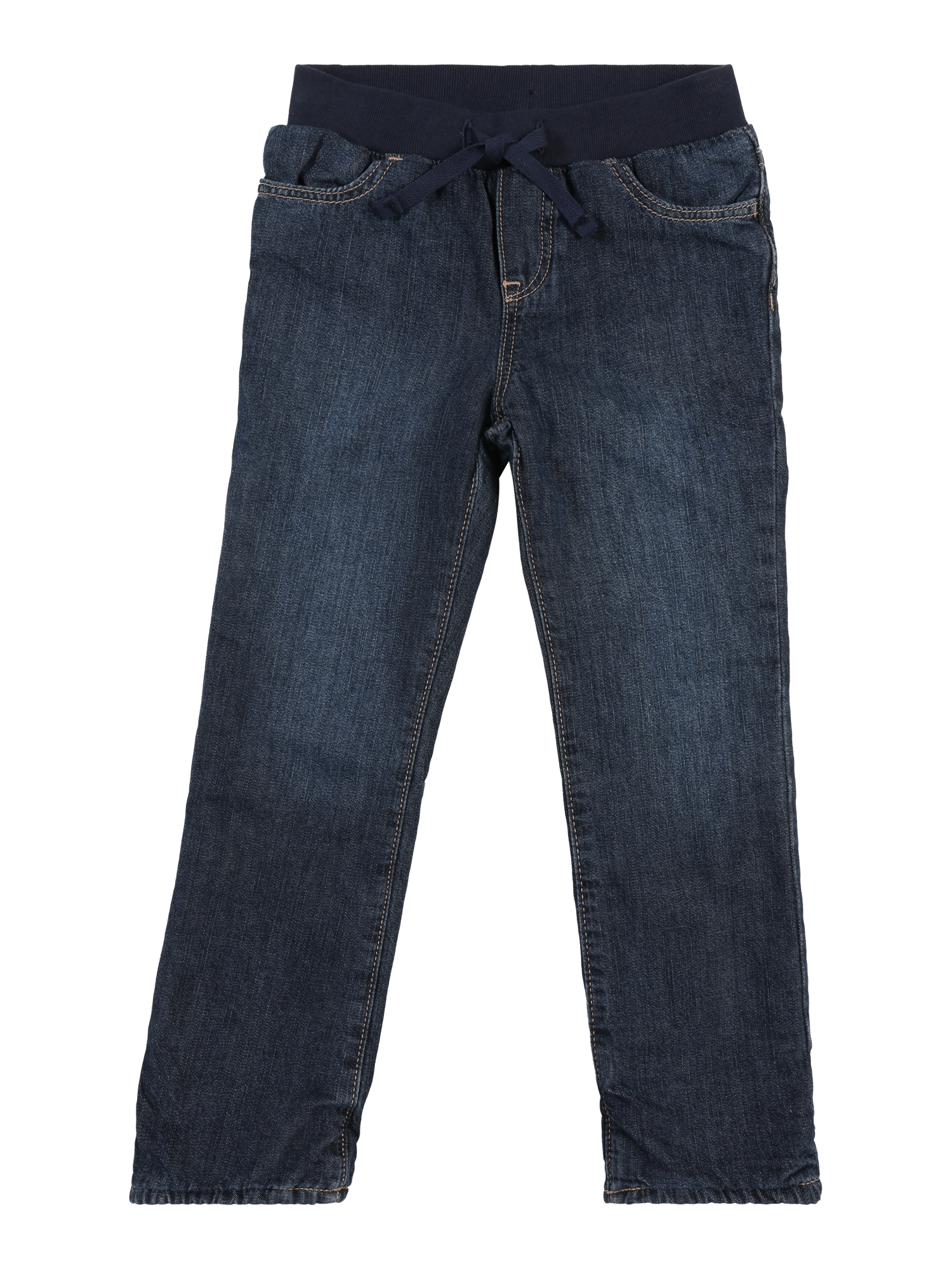 GAP Džinsai 'DK LND STR8' juodo džinso spalva