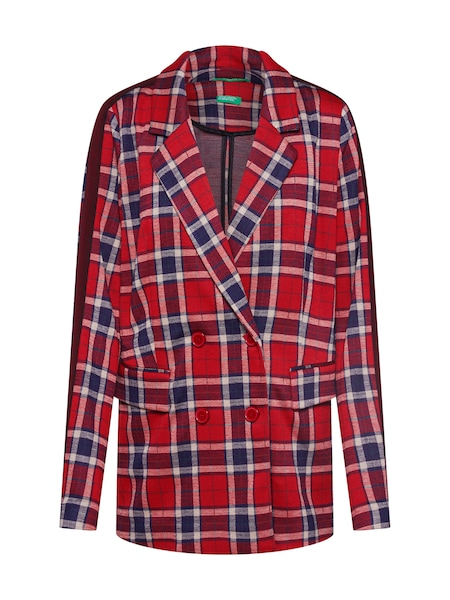 Jacken - Blazer › United Colors of Benetton › rot  - Onlineshop ABOUT YOU