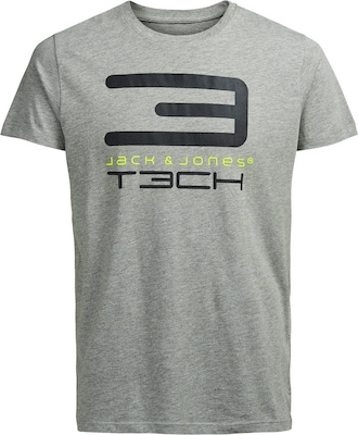 Jack & Jones Tech Lebhaft buntes T-Shirt