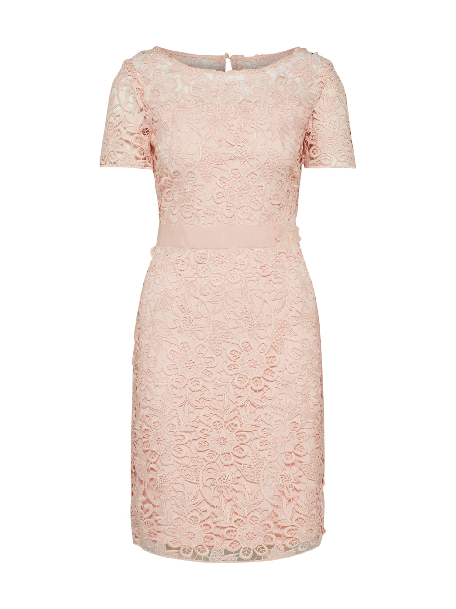 Koktejlové šaty KLEID KURZ růžová S.Oliver BLACK LABEL
