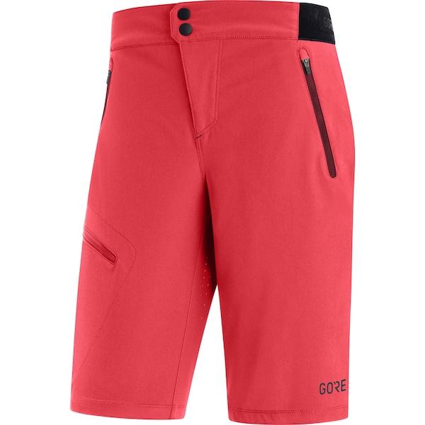 Hosen - Fahrradshorts 'GORE® C5 Damen Shorts' › Gore Wear › hellrot  - Onlineshop ABOUT YOU