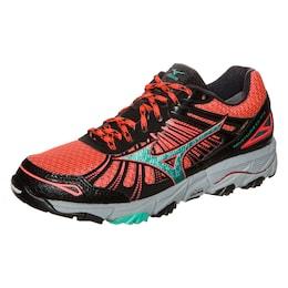 Damen Wave Mujin 3 G-TX Trail Laufschuh Damen rot,schwarz | 05054698101568