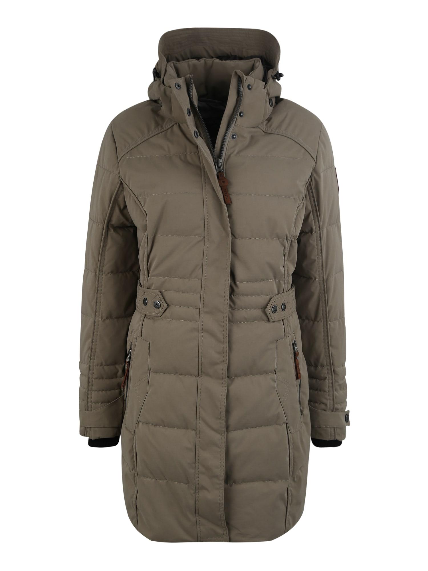 Outdoorový kabát Zelinda tmavě béžová G.I.G.A. DX