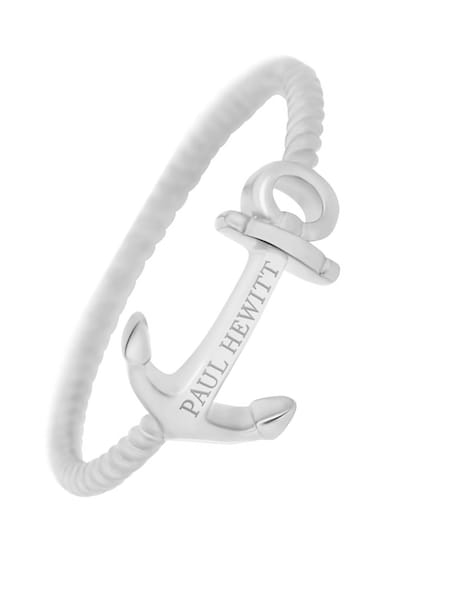 Ringe für Frauen - Paul Hewitt Ring 'Anchor Rope PH FR ARo S' silber  - Onlineshop ABOUT YOU