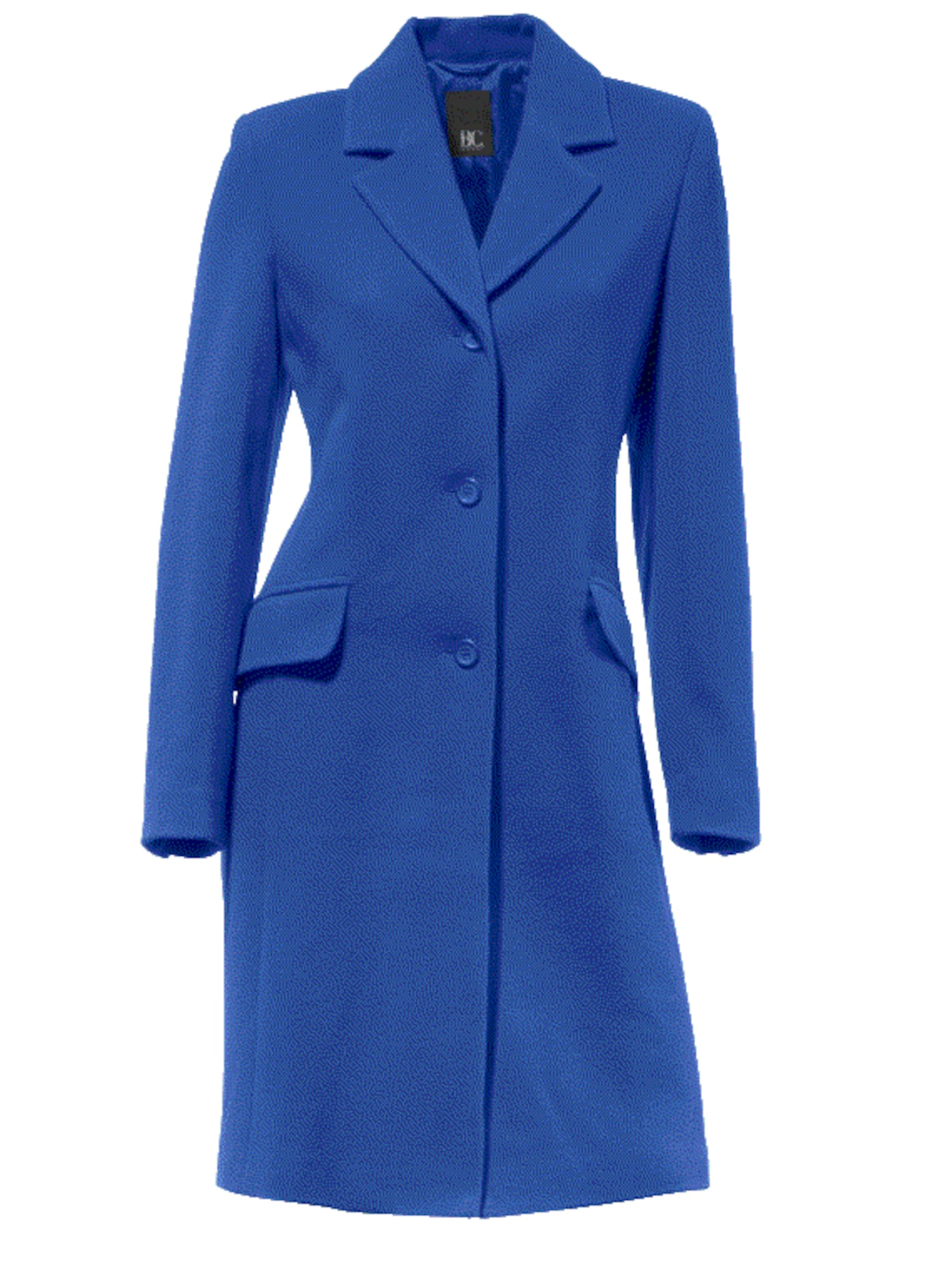 """heine Demisezoninis paltas sodri mėlyna (""""karališka"""")"""
