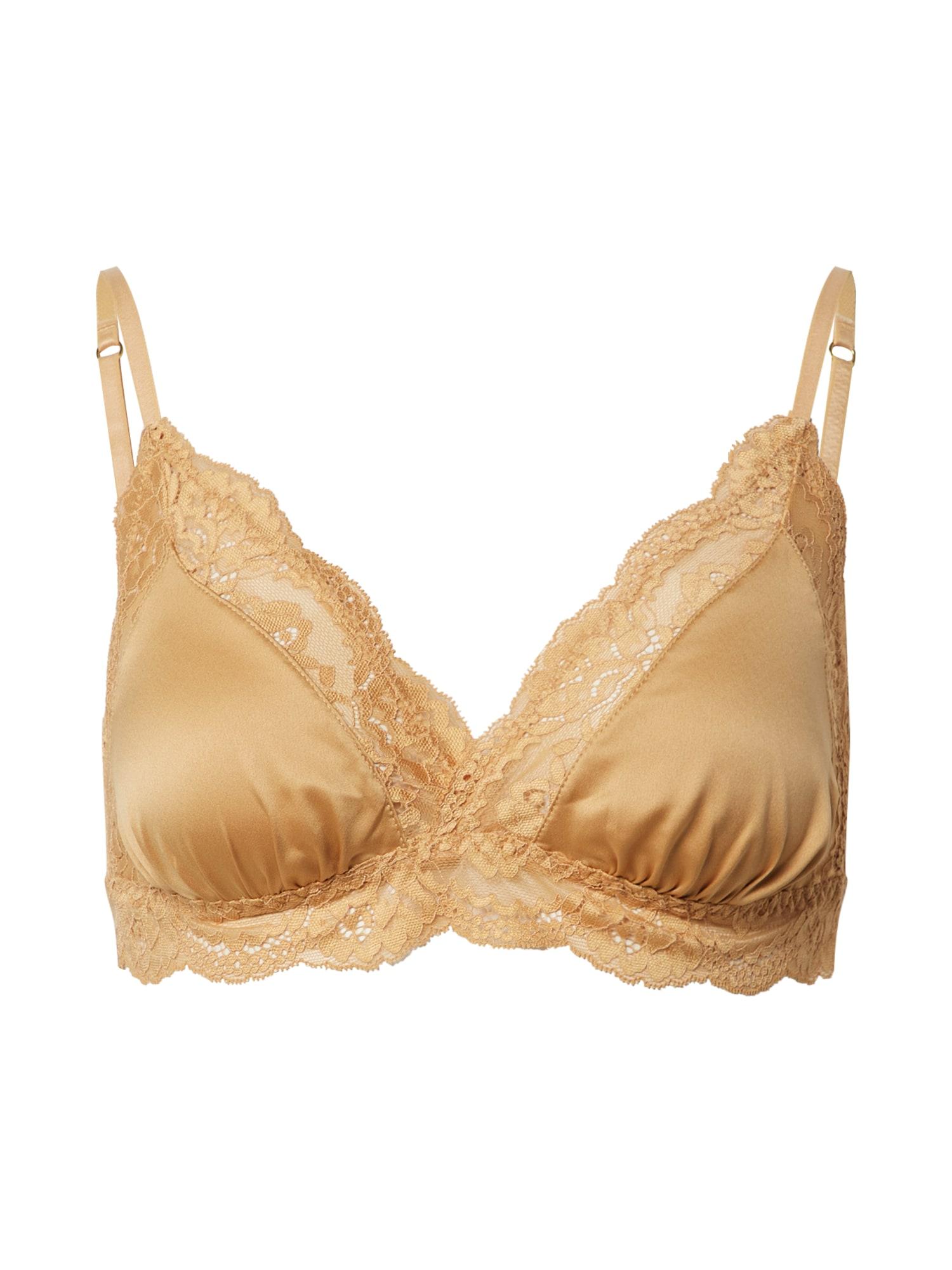 Icone Lingerie Liemenėlė 'JADE' aukso geltonumo spalva