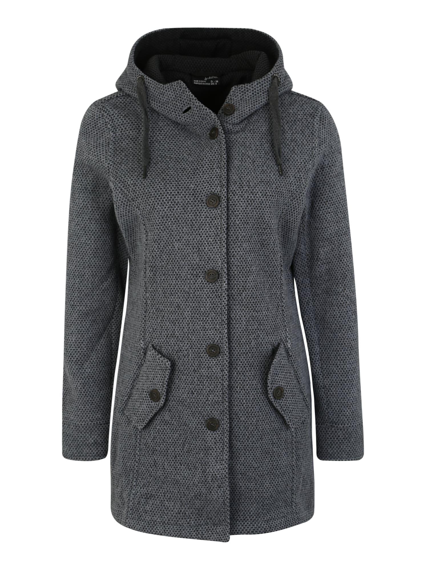 Outdoorový kabát Camidara šedá černá G.I.G.A. DX