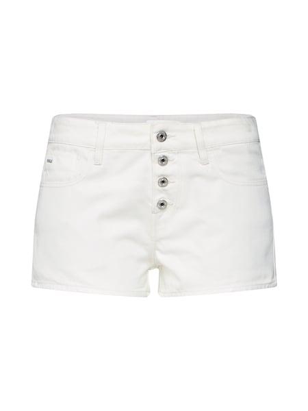 Hosen für Frauen - G STAR RAW Shorts 'Arc 2.0 btn Short Wmn' weiß  - Onlineshop ABOUT YOU