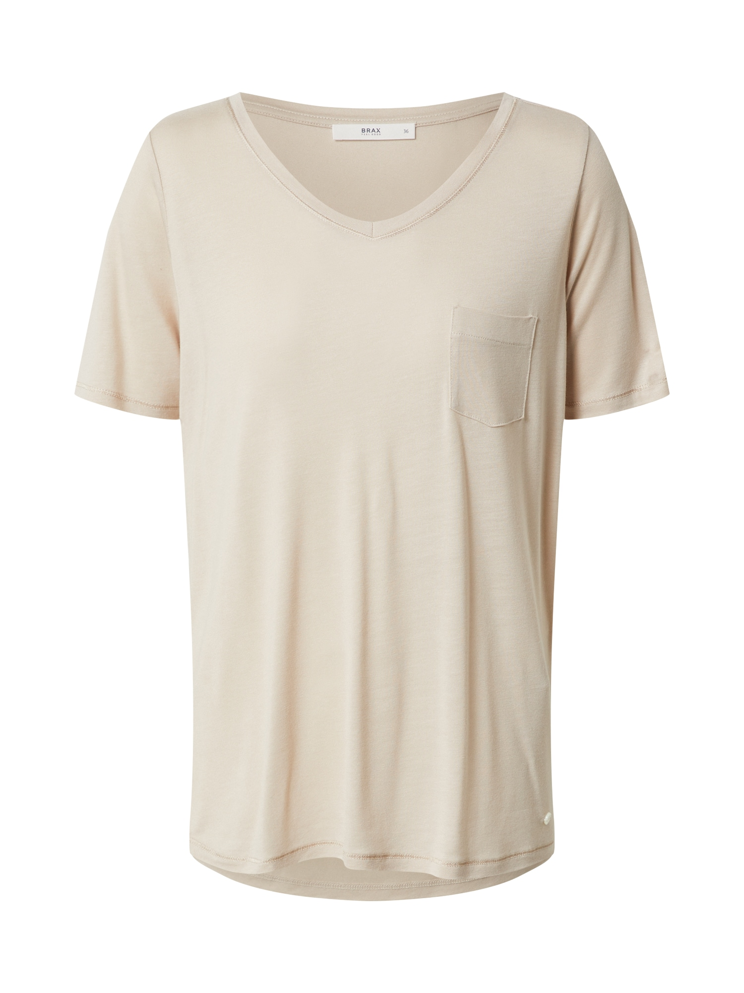 BRAX Marškinėliai 'CATHY ' ruda