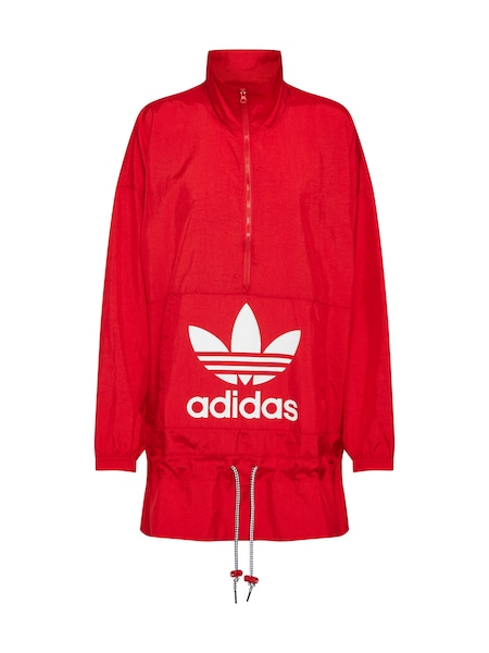 Jacken - Windbreaker › ADIDAS ORIGINALS › rot weiß  - Onlineshop ABOUT YOU