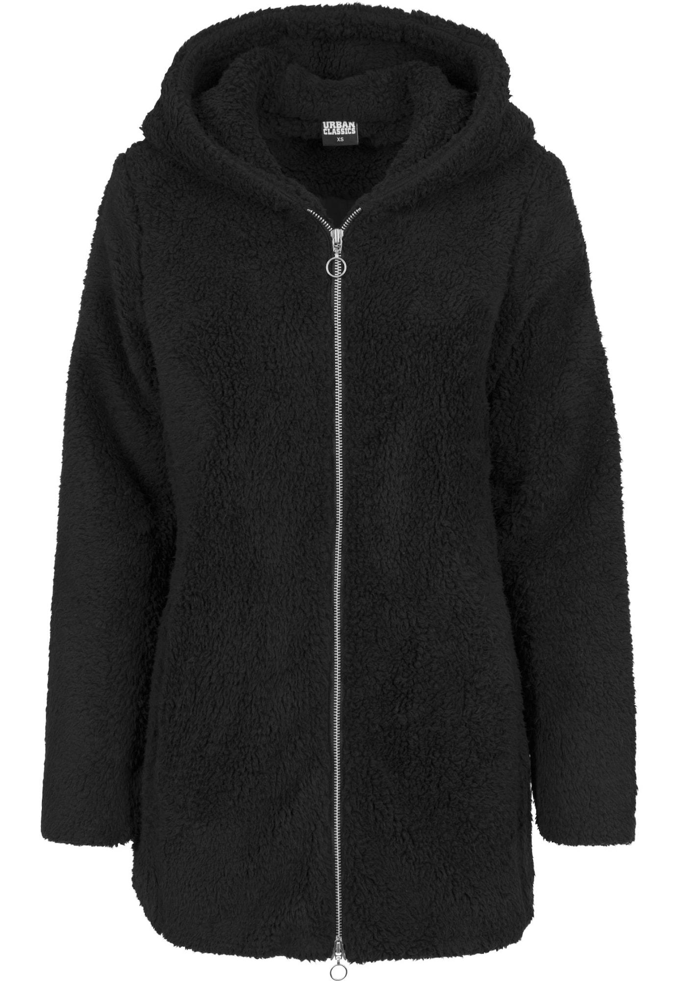 Urban Classics Rudeninis-žieminis paltas juoda