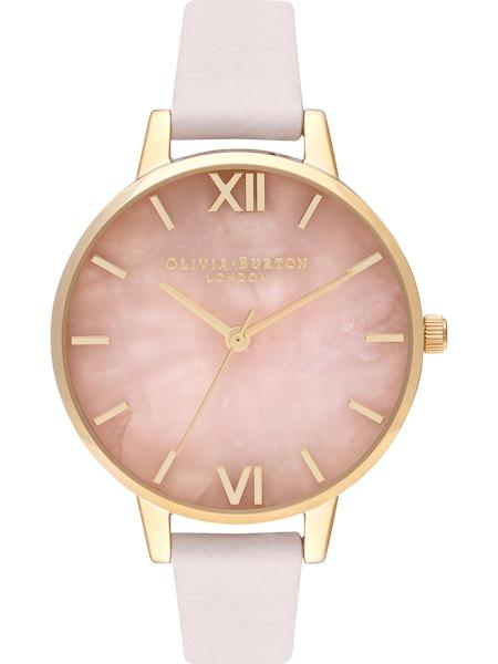 Uhren für Frauen - Olivia Burton Uhr 'Semi Precious' gold lavendel rosé  - Onlineshop ABOUT YOU