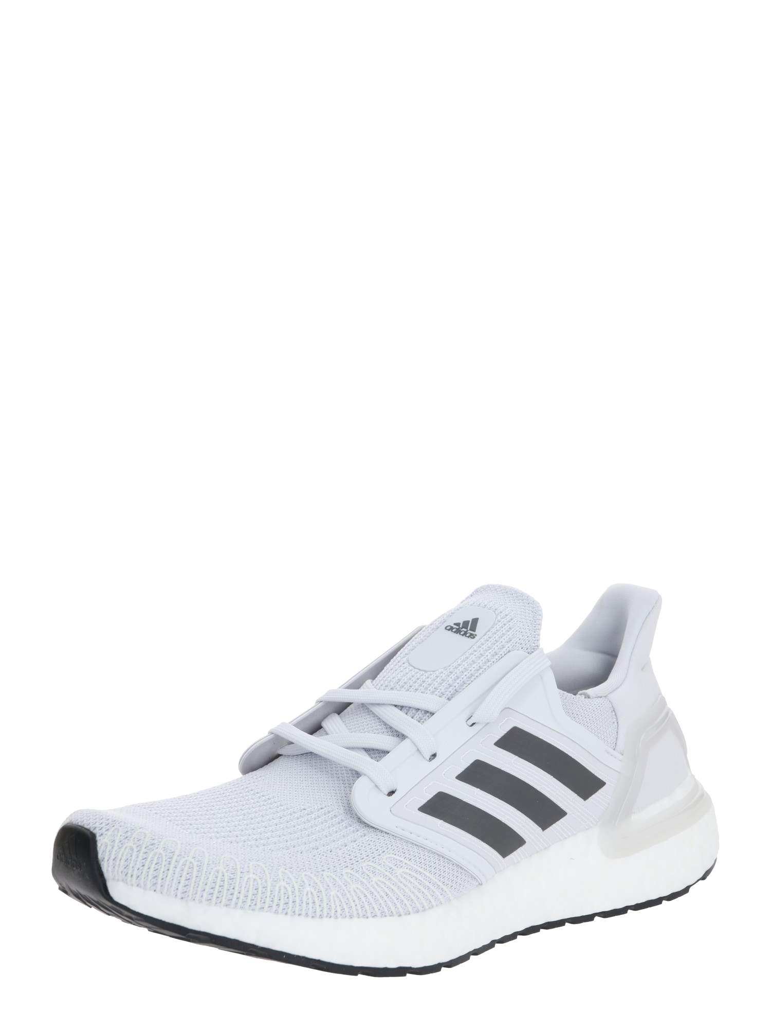 ADIDAS PERFORMANCE Bėgimo batai tamsiai pilka / šviesiai pilka