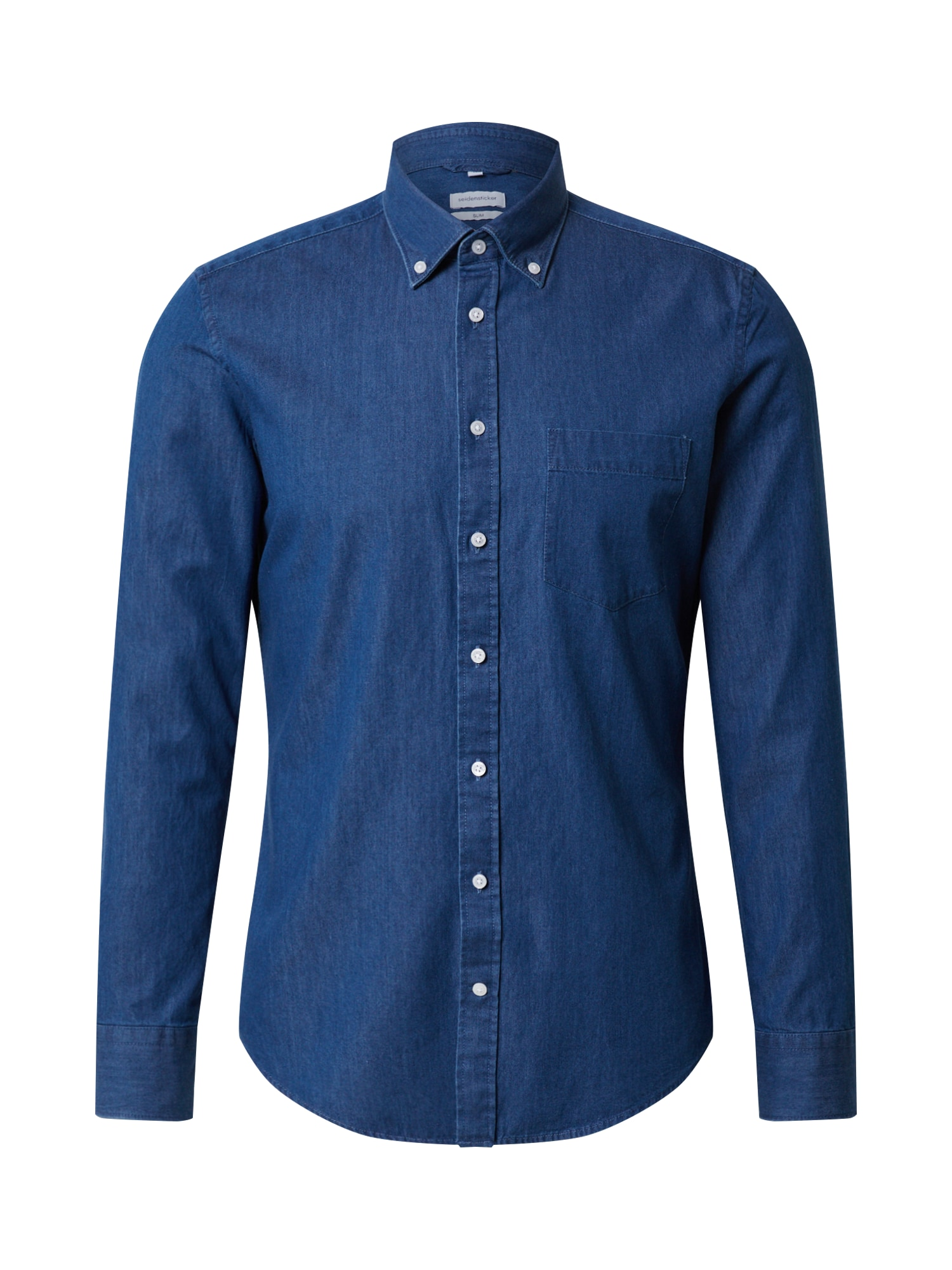 SEIDENSTICKER Marškiniai mėlyna