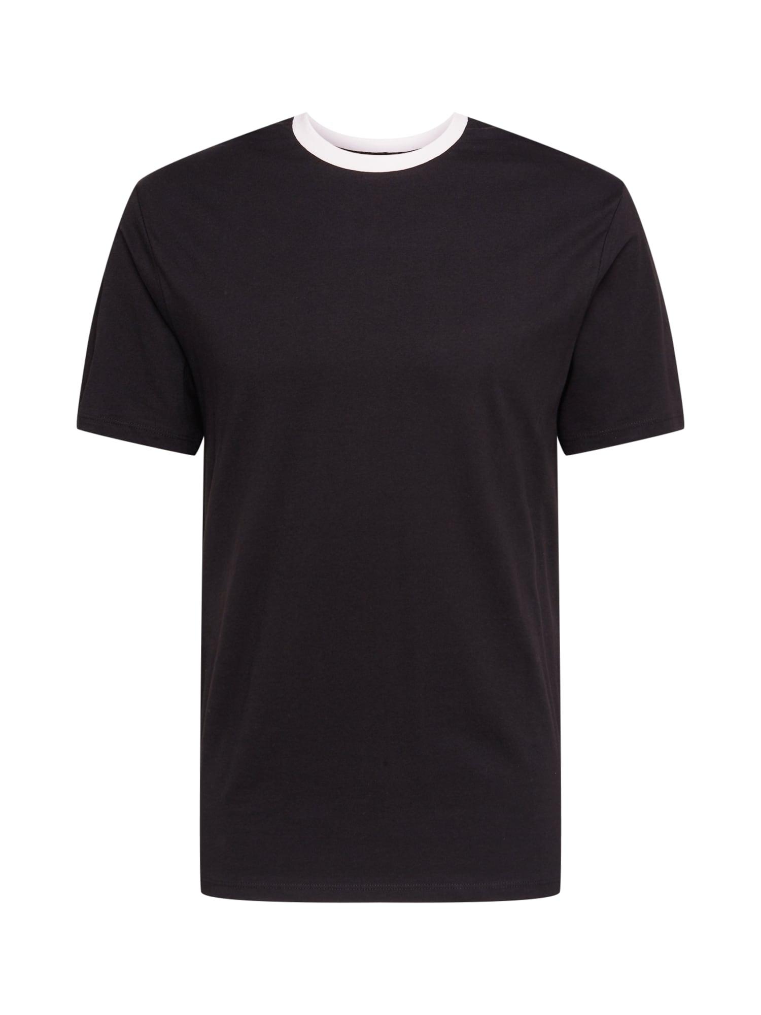 Mennace Tričko  čierna / biela