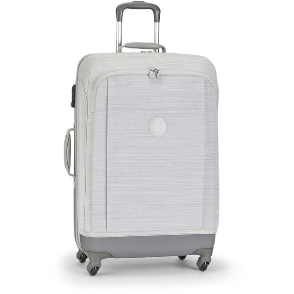 Reisegepaeck für Frauen - KIPLING Basic Plus Super Hybrid M 4 Rollen Trolley 70 cm grau hellgrau  - Onlineshop ABOUT YOU
