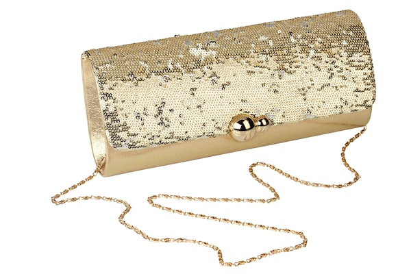 Clutches für Frauen - Heine Clutch gold  - Onlineshop ABOUT YOU