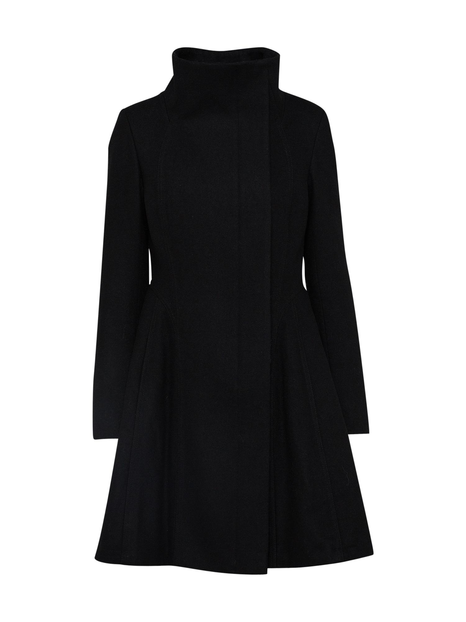 Zimní kabát Neve černá Tigha