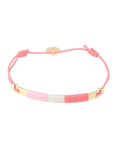 Armbaender für Frauen - Lua Accessories Armband 'Juice' gold pink  - Onlineshop ABOUT YOU