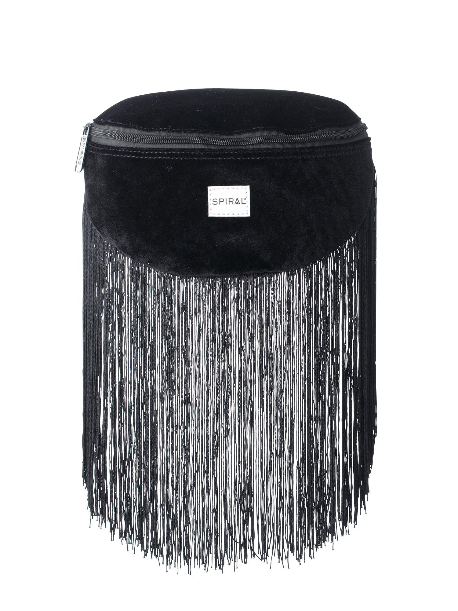 Ledvinka BUM BAG 11 černá SPIRAL