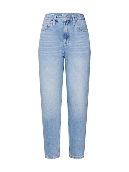 Hosen - Jeans 'high rise tapered' › Tommy Jeans › hellblau  - Onlineshop ABOUT YOU