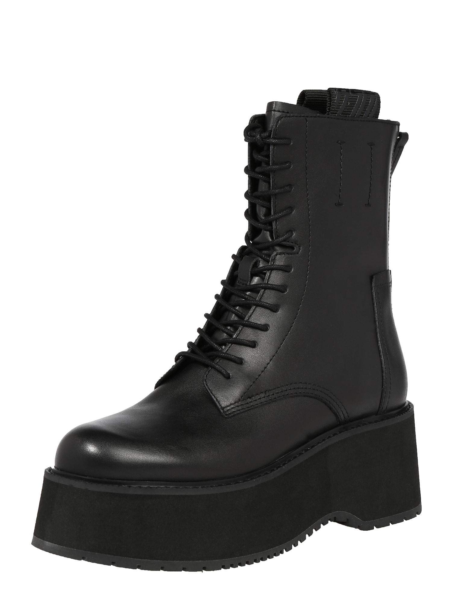 ASH Suvarstomieji kulkšnis dengiantys batai