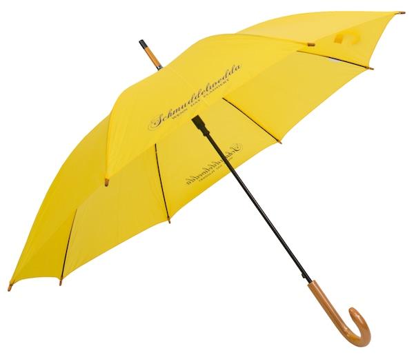 Regenschirme für Frauen - Schmuddelwedda Regenschirm gelb  - Onlineshop ABOUT YOU