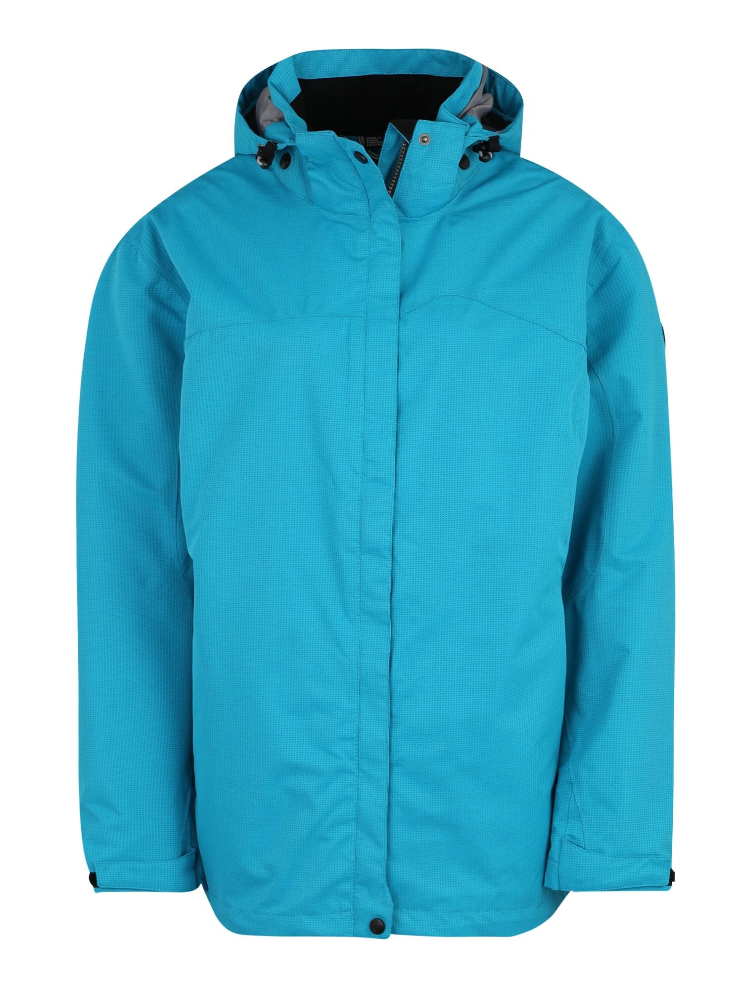 Outdoorová bunda Inkele modrá KILLTEC
