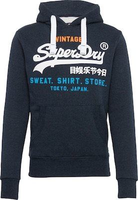 Superdry Sweatshirt 'SWEAT SHIRT STORE TRI HOOD'
