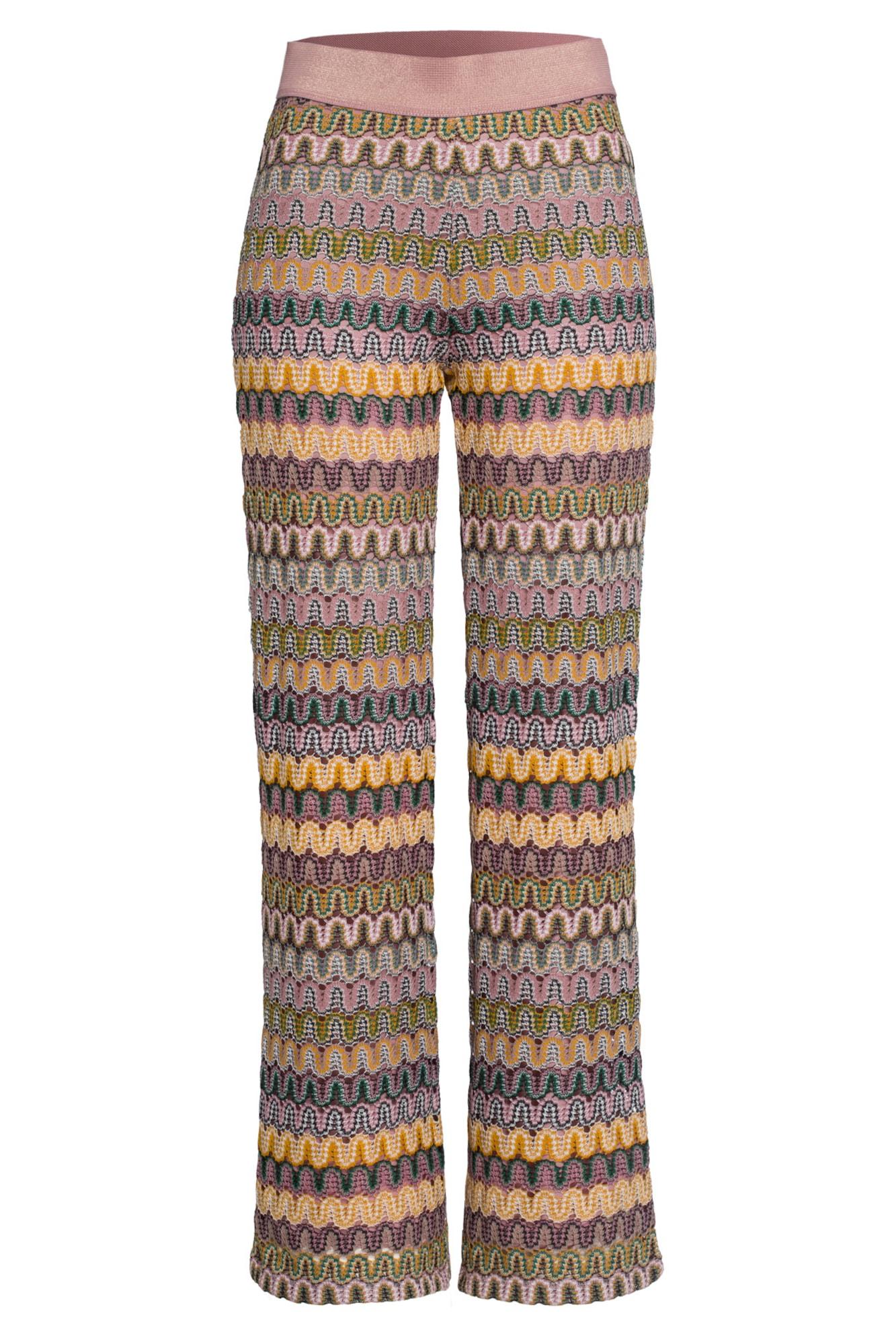 MORE & MORE Nohavice  zmiešané farby