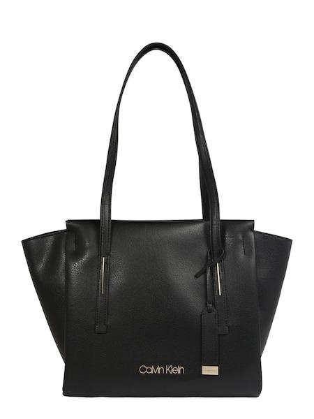 Shopper für Frauen - Calvin Klein Shopper 'Frame Med' schwarz  - Onlineshop ABOUT YOU