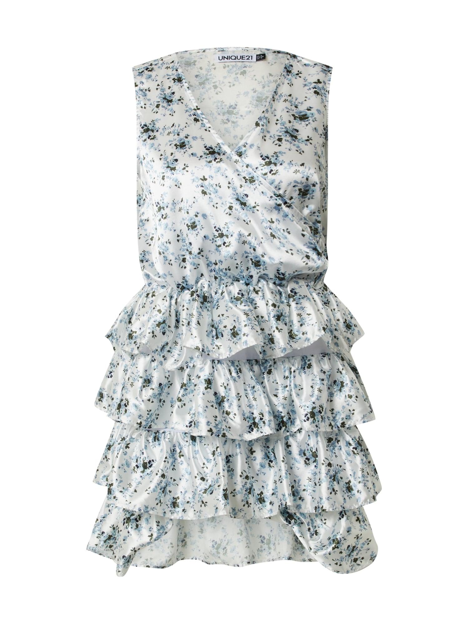 Unique21 Suknelė balta