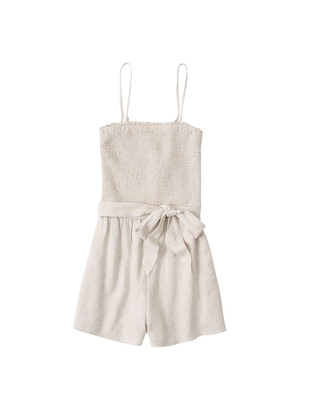 Hosen - Overall 'SAFARI' › Abercrombie Fitch › beige  - Onlineshop ABOUT YOU